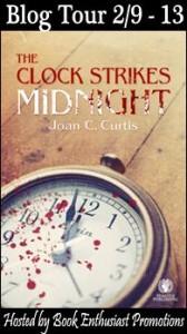 Clock Strikes Midnight blog tour button