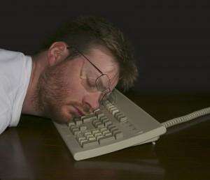 Sleeping At Work